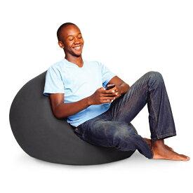 【ふるさと納税】Yogibo Mini (ヨギボー ミニ) ダークグレー 1人掛け ビーズクッション ビーズソファ クッション 座椅子