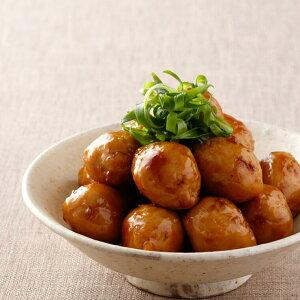 【ふるさと納税】茨城県産の鶏つくね 3kg(1kg×3袋) 国産 鶏肉 鶏団子 鶏だんご
