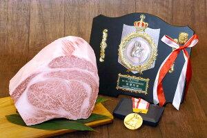 【ふるさと納税】肉 ステーキ とちぎ和牛「匠」 最優秀賞受賞牛 ステーキ用サーロイン
