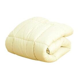 【ふるさと納税】APHRODITA 日葵 羊毛混 掛け布団 シングルロング【1098332】
