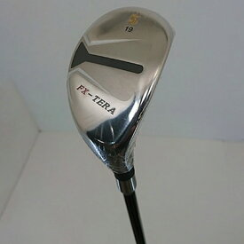 【ふるさと納税】ゴルフクラブ ユーティリティ#5 FX-TERA特別仕様フレックスR【1098393】