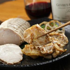 【ふるさと納税】那須三元豚 チャーシューと西京味噌漬けを2セットで【1900517】
