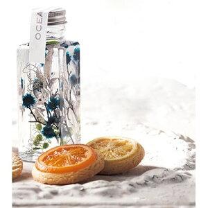 【ふるさと納税】ハーバリウム(1個)&オレンジ・レモンクッキー(計5個)【1082990】