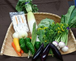 【ふるさと納税】No.026 下野市産 かんぴょう&野菜の詰め合わせセット