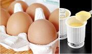 【ふるさと納税】A-11千代の厳選卵(6ヶ入り×4パック)&プリン(3種類×2個)セット