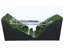 【ふるさと納税】No.121碓氷第三橋梁(コンクリート橋)Nゲージジオラマ