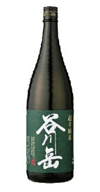【ふるさと納税】谷川岳・超辛純米酒(1800ml)