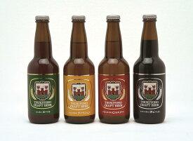 【ふるさと納税】【月夜野クラフトビール】月夜野の地ビール4本セット