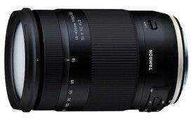 【ふるさと納税】タムロン APS-C一眼レフ用交換レンズ 18-400mm F3.5-6.3 Di II VC HLD(キヤノンEFマウント用) Model:B028E【11100-0096】