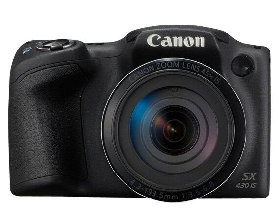 【ふるさと納税】No.182 キヤノンデジタルカメラ PowerShot SX430 IS、SDカード付