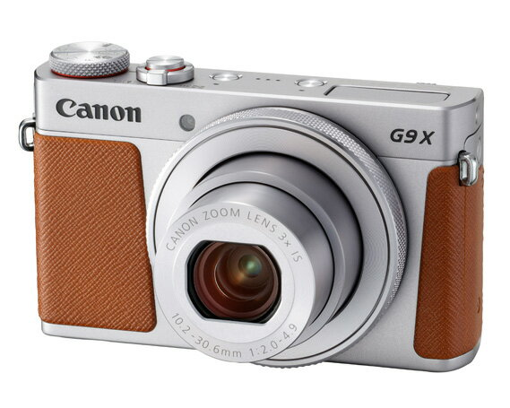 【ふるさと納税 家電】No.189 キヤノン デジタルカメラ PowerShot G9X Mark2、ソフトケース、SDカード付