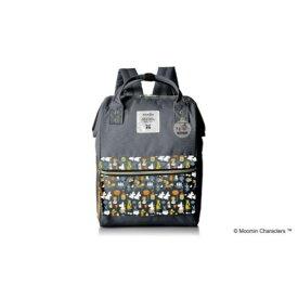 【ふるさと納税】Moomin リュック(グレー) 【キャラクター・ファッション・バッグ・リュック】 お届け:発注後、お届けまでに約1〜2月程かかります。