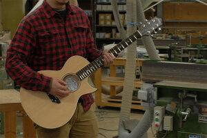 【ふるさと納税】アコースティックギターG-AC-45NTLSATIN