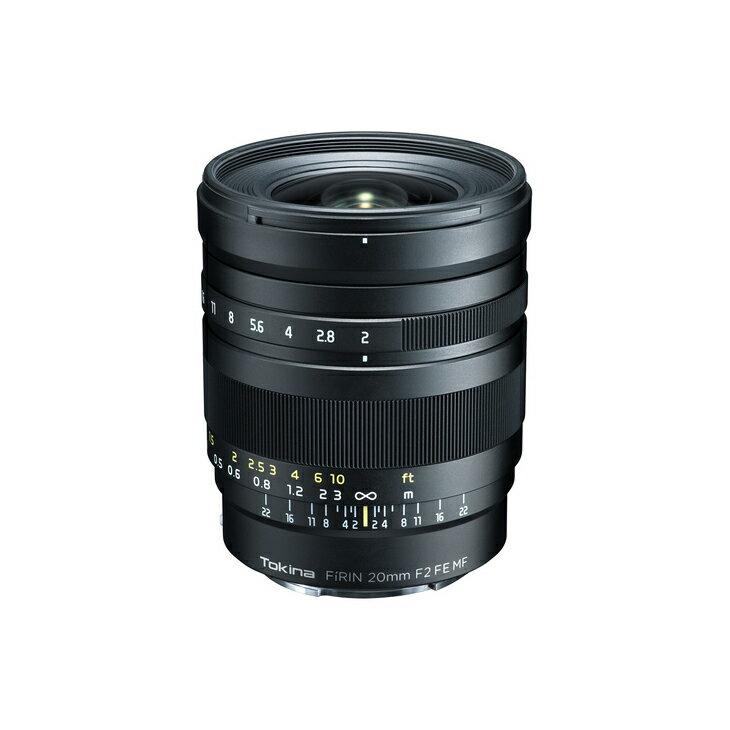 【ふるさと納税】フルサイズ用広角単焦点レンズ FíRIN 20mm F2 FE MF(Sony Eマウント)