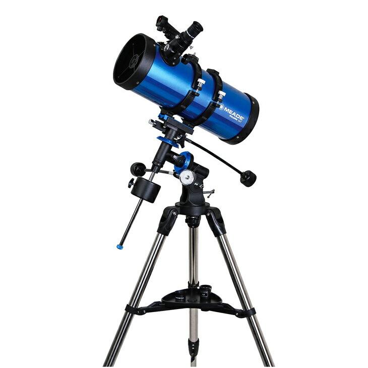 【ふるさと納税】天体望遠鏡 MEADE EQM-127