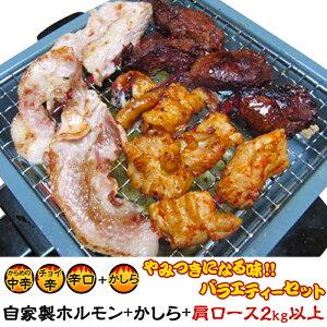 【ふるさと納税】肉 ホルモン 市松バラエティー約5.65kgセット【リピーター続出!】[0046-0702]