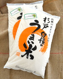 【ふるさと納税】[定期便/隔月×3回お届け] 低農薬栽培のコシヒカリ4.5kg×2袋 [0078]