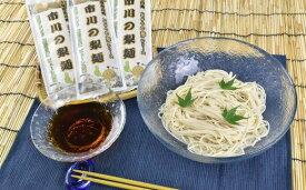 【ふるさと納税】市川の梨麺【12203-0045】