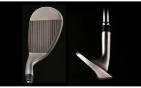 【ふるさと納税】「スタジオウェッジ M425」ニッケルクロムメッキ仕上げ N.S.PRO MODUS3 WEDGE マスダゴルフ