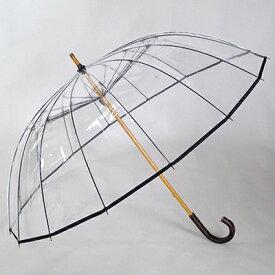 【ふるさと納税】高級透明傘 かてーる16桜 紺【1136629】