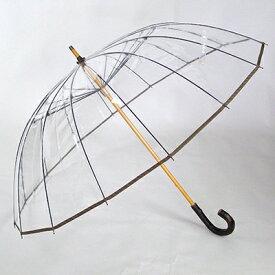 【ふるさと納税】高級透明傘 かてーる16桜 オリーブ【1136630】