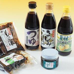 【ふるさと納税】◇宮醤油店しょうゆ製品詰合せ