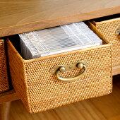 アタ製品真鍮取っ手ボックス(W35×D18×H12)