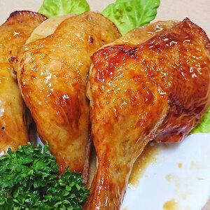 【ふるさと納税】ローストチキン(若鶏骨付モモ焼) 5651-0576