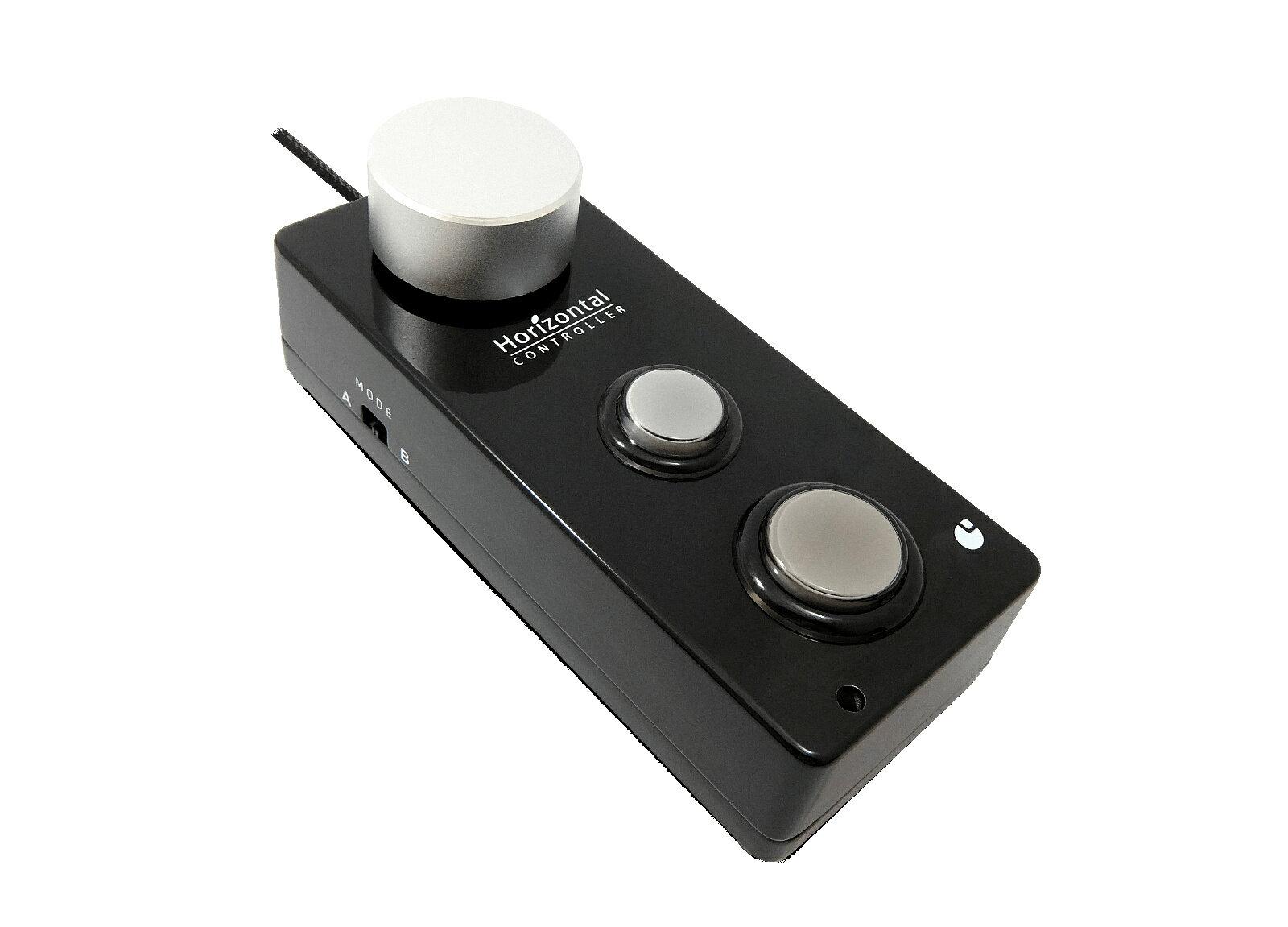 【ふるさと納税】◆浪漫型パドルコントローラー Horizontal Controller EX★