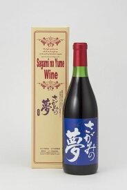 【ふるさと納税】さがみの夢「ロックワイン」・・甘口富士の夢100%使用 特に女性にお勧めの1本