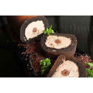 【ふるさと納税】【CRC-1】ローストビーフの店鎌倉山 生チョコロールケーキ