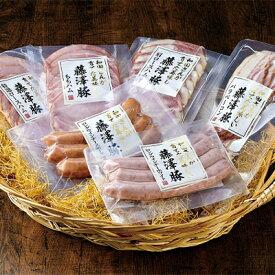 【ふるさと納税】【タカギフーズ】藤澤豚のハム・ソーセージ お試しセット 【ハム・お肉・ソーセージ】
