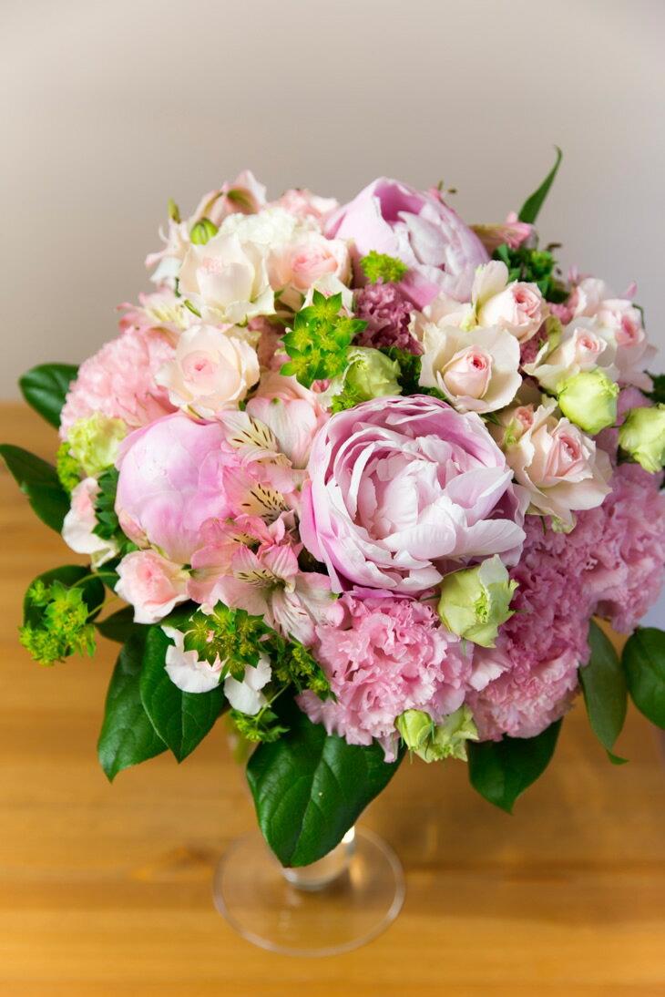 【ふるさと納税】《お花の定期便シリーズ》「毎月」届く、旬のお花(12回/1年間)