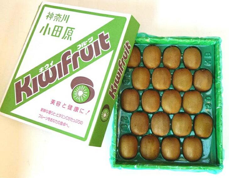 【ふるさと納税】あきさわ園の『手摘み熟成キウイフルーツ』1箱。神奈川県知事賞受賞。300年の伝統から成る芳醇な香りと甘みをぜひ。