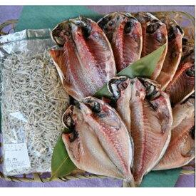 【ふるさと納税】茅ヶ崎しらす・干物セット 【しらす・魚貝類・干物・アジ】