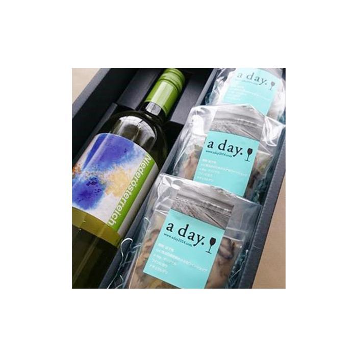 【ふるさと納税】ワインと牡蠣のオイル漬け2種 牡蠣のバタースプレッド