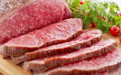 【ふるさと納税】最高級黒毛和牛の究極ローストビーフ 【牛肉/赤身牛】