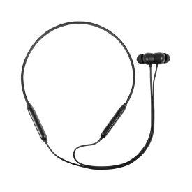 【ふるさと納税】 Owltech(オウルテック) 10分の充電で、約2時間再生 AAC対応 Bluetooth ネックバンド型 ワイヤレスイヤホン OWL-BTEP17-BK 【 家電 イヤフォン 神奈川県 海老名市 】