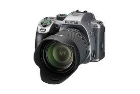 【ふるさと納税】RICOH リコー 一眼レフカメラ PENTAX K−70シルキーシルバー(18-135WRキット)【 神奈川県 海老名市 】