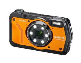 【ふるさと納税】RICOH デジタルカメラ WG-6 オレンジ【 神奈川県 海老名市 】