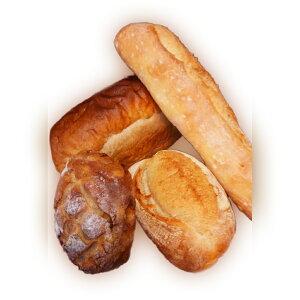 【ふるさと納税】【2603-0062】砂糖不使用 リーンなパンの詰め合わせ