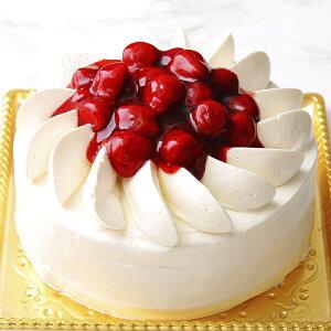 【ふるさと納税】【2603-0077】モンテローザ 苺のデコレーションケーキ 5号