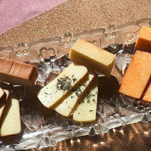 【ふるさと納税】「丹沢スイーツ」スモークチーズ3種類セット【1058905】