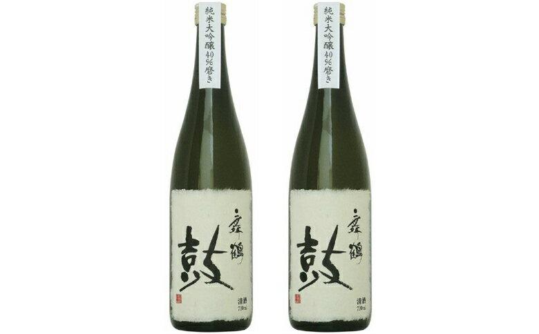 【ふるさと納税】2-004E6 舞鶴 鼓 純米大吟醸