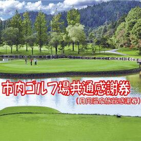【ふるさと納税】A02 新発田市内ゴルフ場共通感謝券