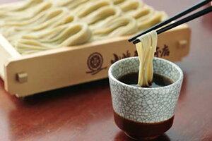【ふるさと納税】小嶋屋総本店 最高級乾麺魚沼手繰りそば5把つゆ付