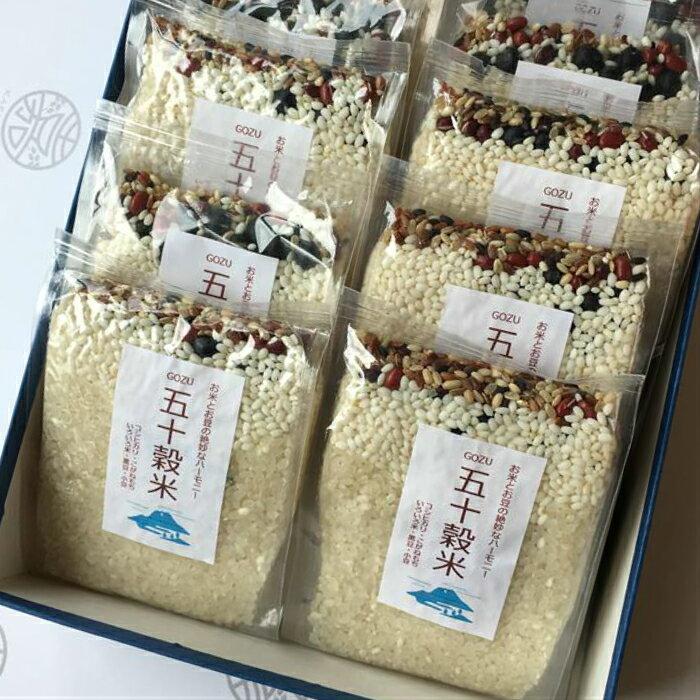 【ふるさと納税】GOZU五十穀米 1合たべきり 10袋セット