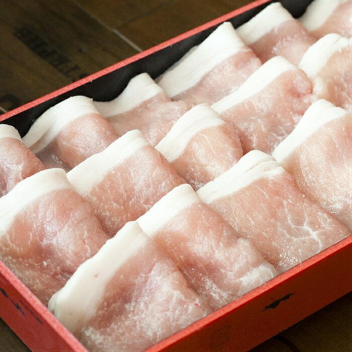 【ふるさと納税】純白のビアンカ 豚ロース焼肉・すき焼き用 1.3kg