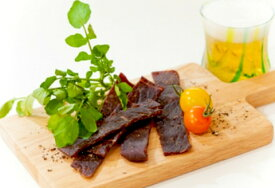 【ふるさと納税】肉の旨みあふれる 蒲原牛 ビーフジャーキー