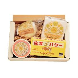 【ふるさと納税】農場ナチュラルバター&チーズセット 【加工食品・乳製品・チーズ・バター】